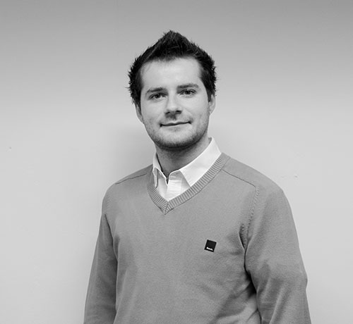 DMA Europa Group Theo Davies Account Manager Profile Image