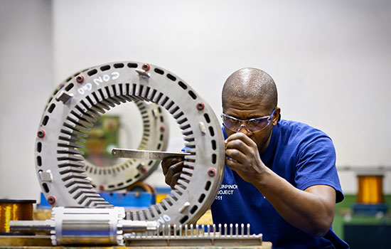 Sulzer is the leading worldwide, independent service provider for the repair and maintenance of rotating machines including turbomachinery, pumps and electro-mechanical equipment.