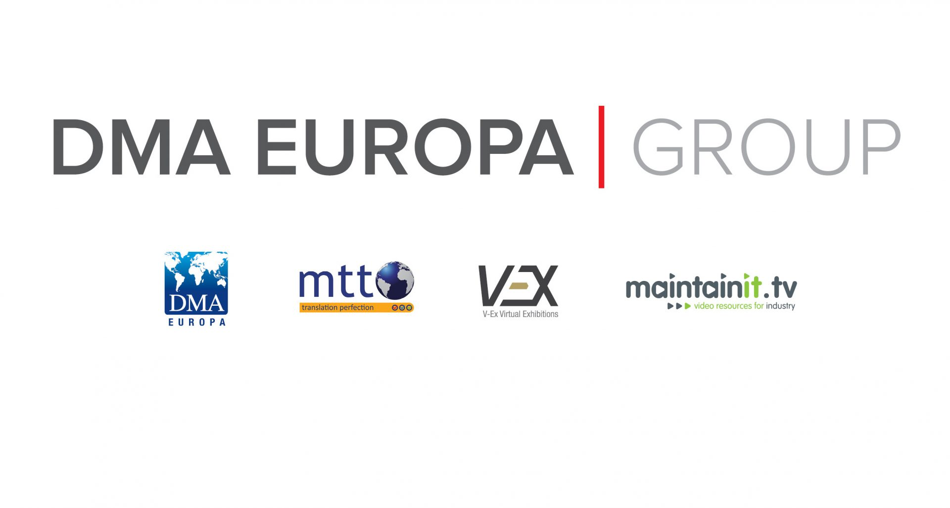 DMA Europa Group How Brexit affects our business title text & logos